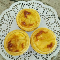 葡式蛋挞(全蛋版)