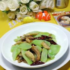 龙头烤炒莴笋