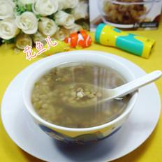 薏米仁绿豆汤