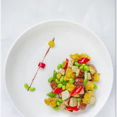 素菜也要做的美美哒《素什锦》