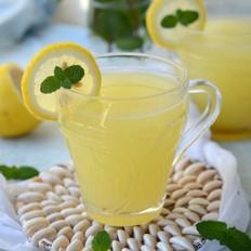 纤体柠檬汁