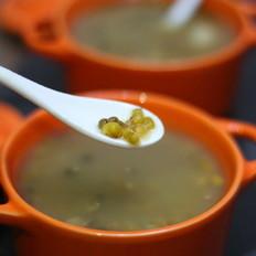 清热解毒的百合绿豆汤