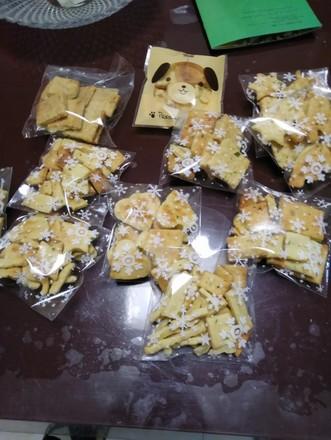 葱香饼干的做法