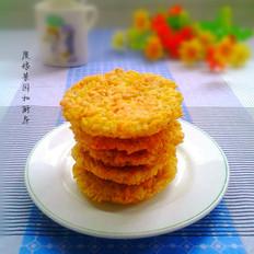 香煎剩米饭