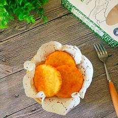 燕麦香米饼