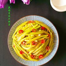 清炒黄花菜