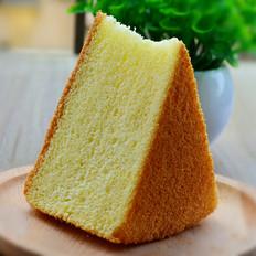 原味8寸戚风蛋糕