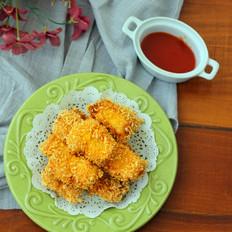 香甜玉米鸡块