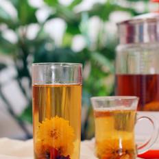 龙井八宝茶
