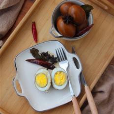五香卤鸡蛋