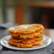 番茄鸡蛋饼