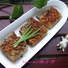 干煎黑椒带鱼