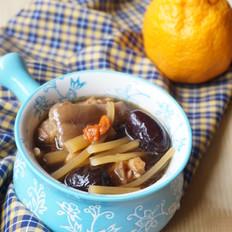 通草猪脚汤——食材与药材的完美结合