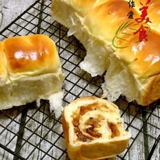 桂圆核桃小餐包