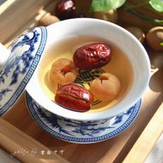 桂圆红枣养血茶
