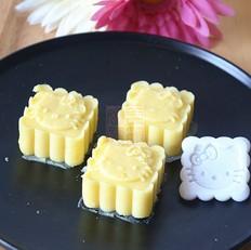 奶香綠豆糕
