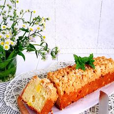 凤梨酥粒蛋糕
