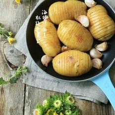 海盐烤土豆