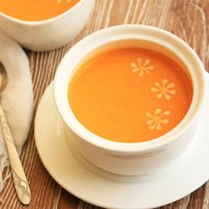 奶油南瓜汤