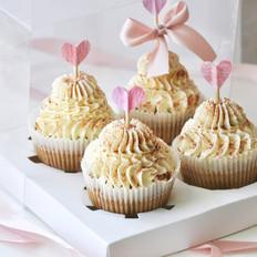 视频 提拉米苏Cupcakes