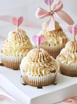 提拉米苏Cupcakes的做法