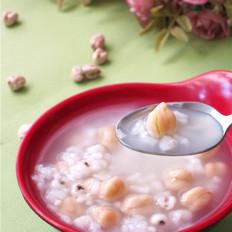 鹰嘴豆薏米粥