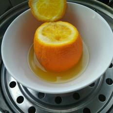 蒸盐橙~止咳化痰小偏方