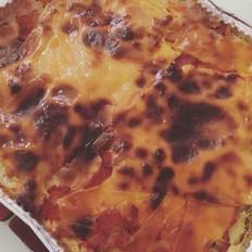 芝士焗薯蓉