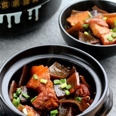 海带炖红烧肉
