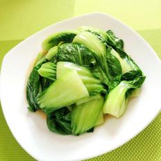 清炒小油菜