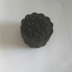 巧克力流心月饼