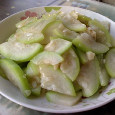 蒜蓉炒瓠瓜