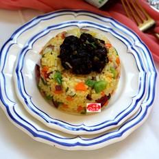 黄金炒米饭