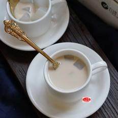自制椰果奶茶