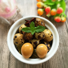 五香鹌鹑蛋