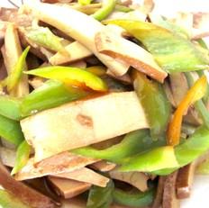 辣炒豆腐干