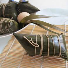 传统蜜枣粽