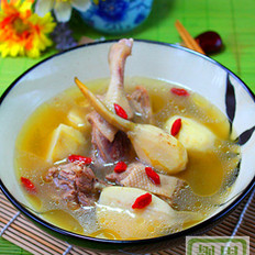 茨菇老鸭汤的做法大全