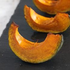 蜜汁烤南瓜