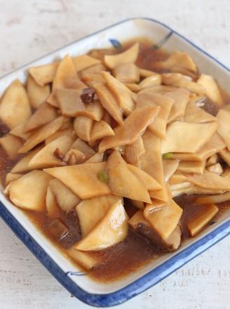 酱香杏鲍菇的做法