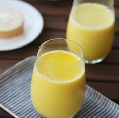 早餐营养小米南瓜糊