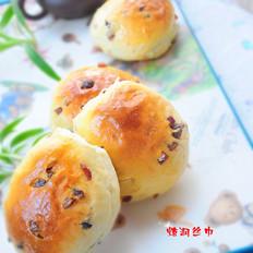 蜜枣小面包