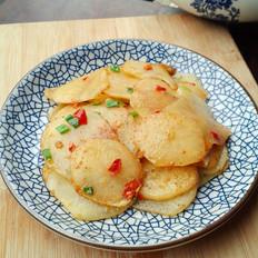 孜然土豆片