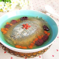 清炖甲鱼汤的做法大全