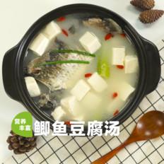 鯽魚豆腐湯