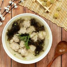 福鼎肉丸湯