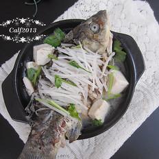 萝卜丝鲫鱼汤的做法大全