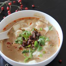 传统老豆腐