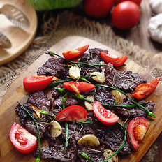 BBQ:迷迭香烤牛肉