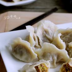 猪肉南瓜饺子